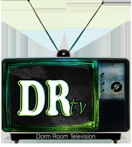 DormRoomTV logo