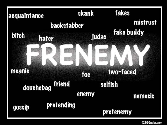 Is that your Friend or Frenemy ???