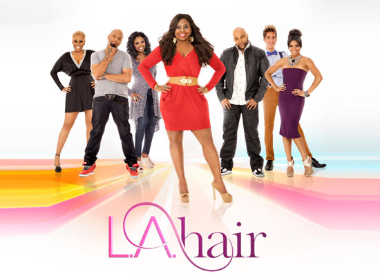 The Season Finale of LA Hair…It went down Honey Child!