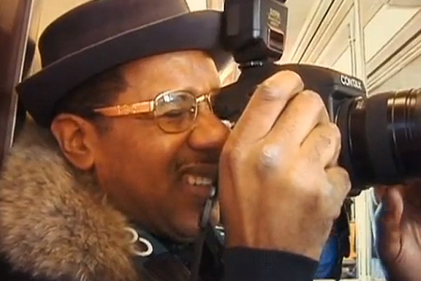 """Wild Style"" Director Takes on Street Photographer Jamel Shabazz"
