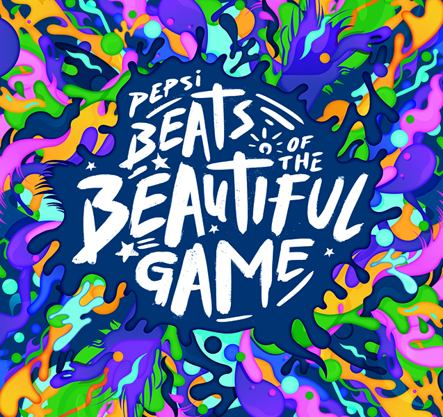 Kelly Rowland The Game (from Pepsi Beats of the Beautiful Game LP)