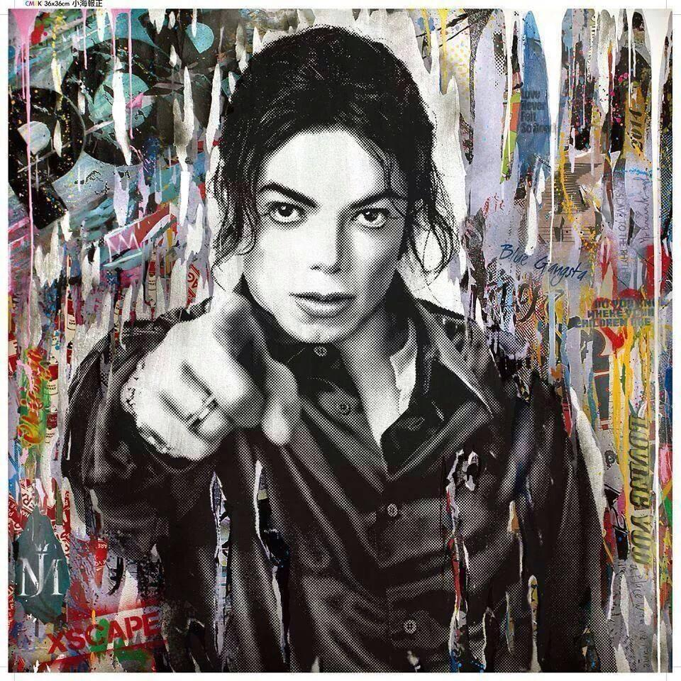 Mr Brainwash Discusses The Lost Artwork of Michael Jackson's Xscape