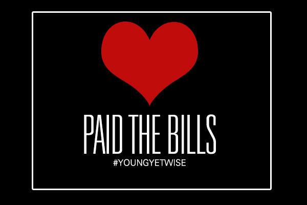 Love Paid The Bills