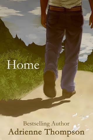 "Author Adrienne Thompson takes us ""Home"""