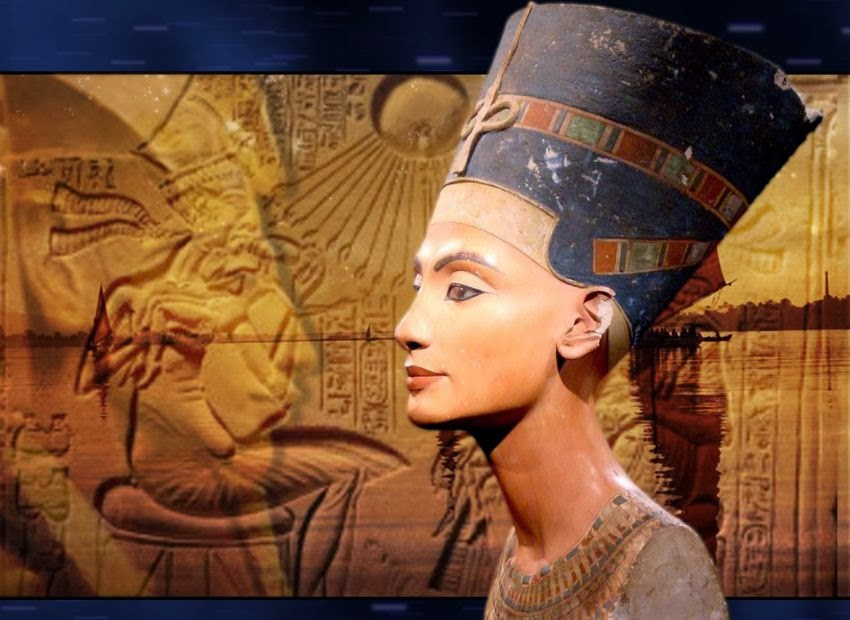 Beauty+queen+Nefertiti