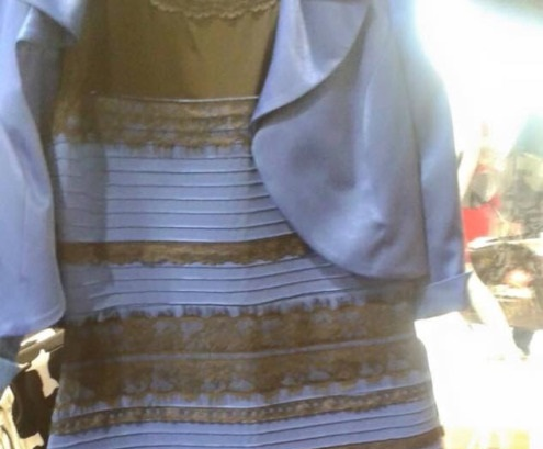 The Dress That Divided The Internet