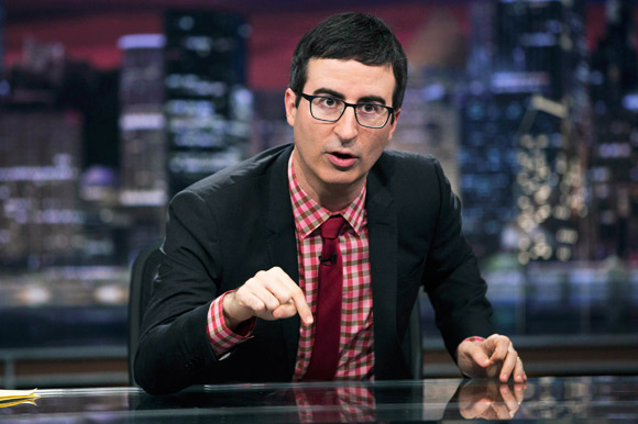 "Why You Should Be Watching ""Last Week Tonight with John Oliver"", Right Now"