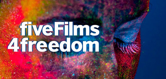 Watch Now: #FiveFilms4Freedom from London LGBT Film Festival
