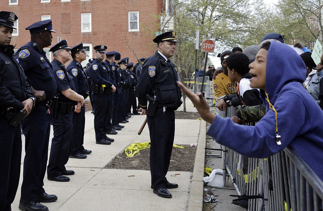 Why did Freddie Gray have to die?