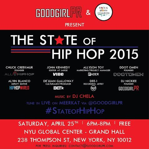 Hip Hop Comes to New York University