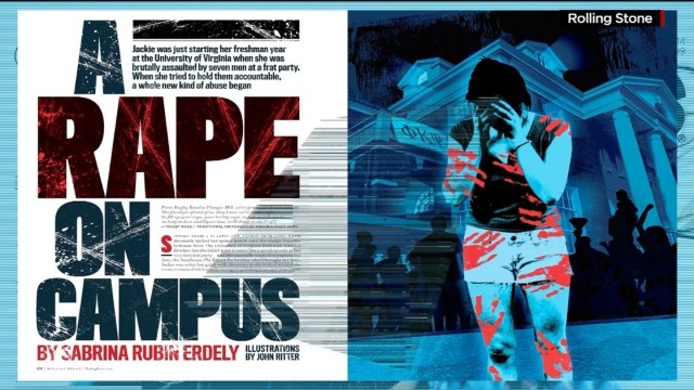 """A Rape on Campus"": My Reaction to the Retraction"