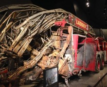 9/11 Museum: Pride and Pity