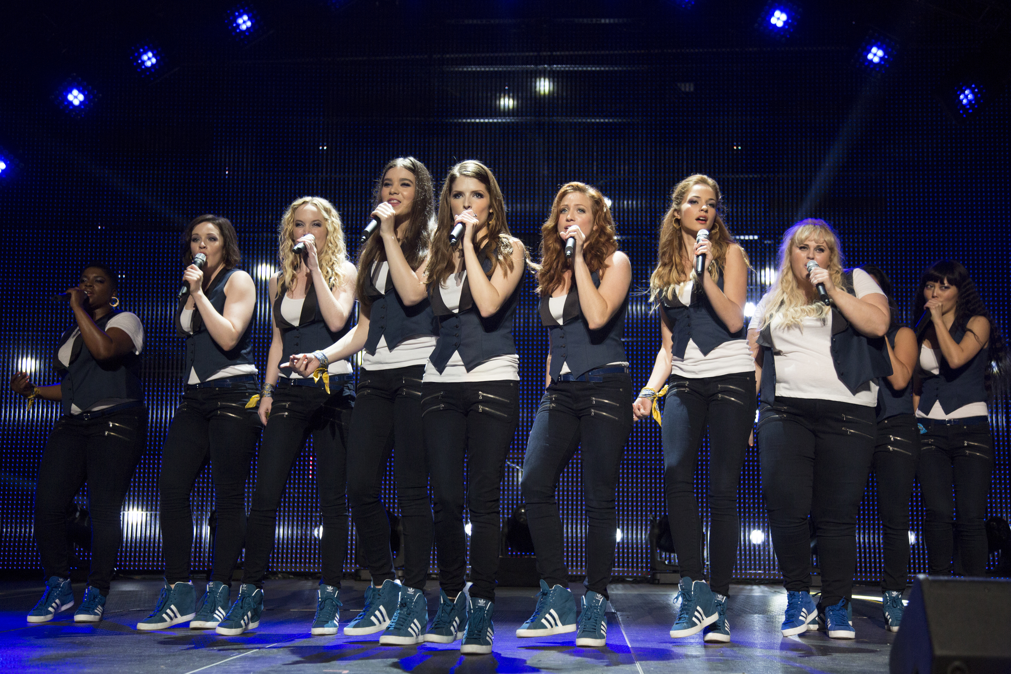 """Pitch Perfect 2"" Review"