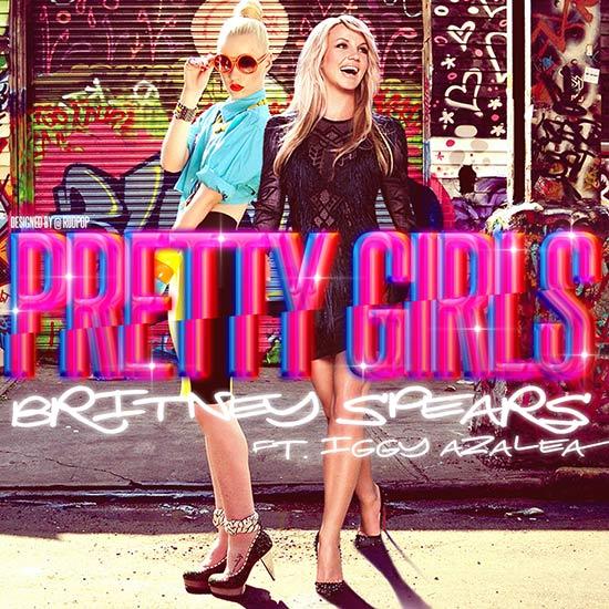 Britney Spears, Iggy Azalea – Pretty Girls