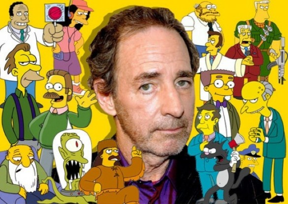 """The Simpsons"" sans Harry Shearer"