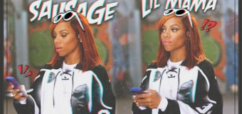 Lil Mama's New Video: Sausage