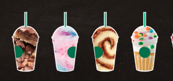 Six New Starbucks Frapps!