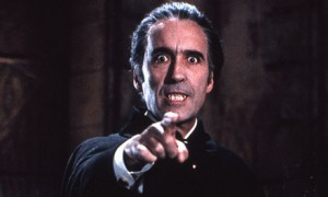 christopherlee dracula