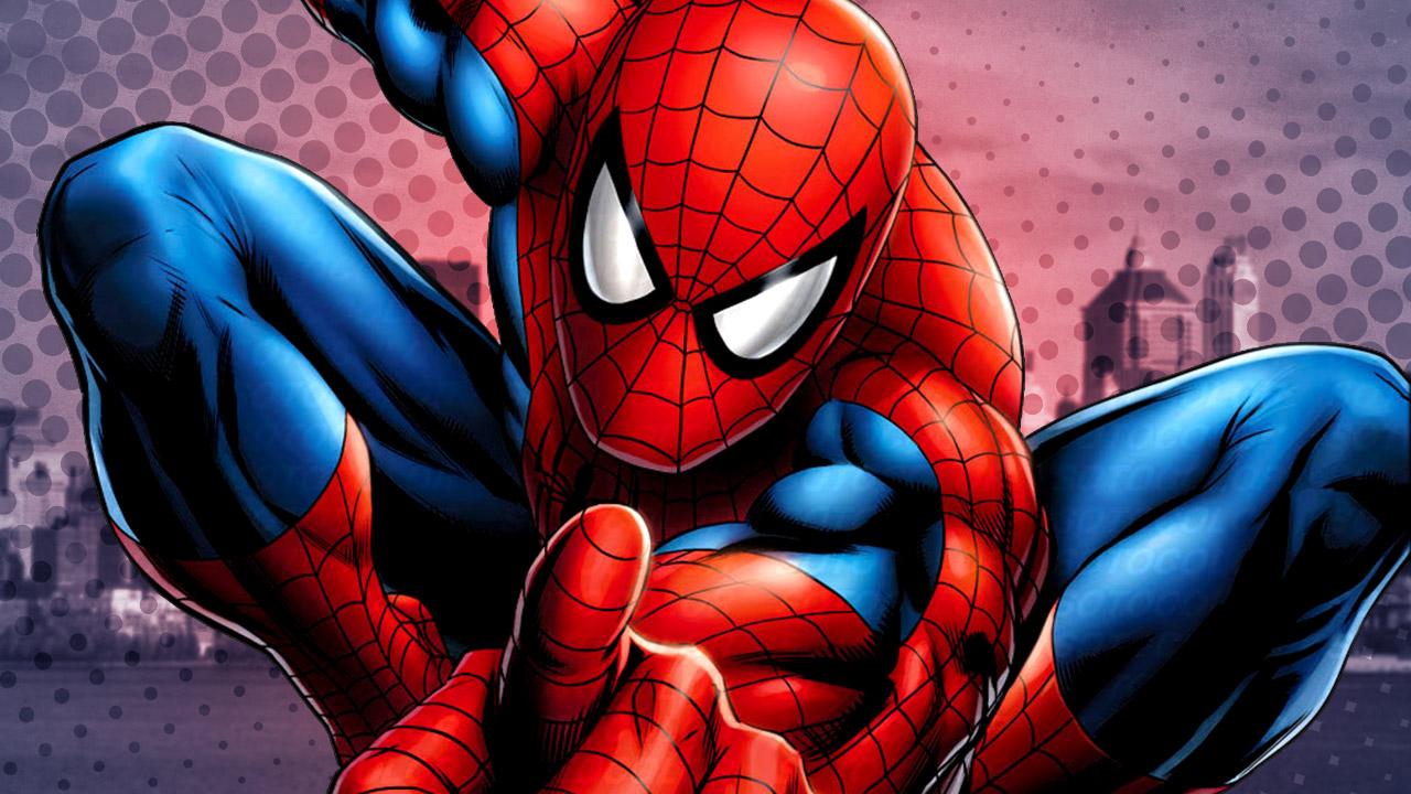 Meet the New Spider-Man