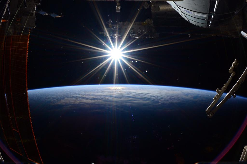 #Nofilter Photos of Earth from Space!