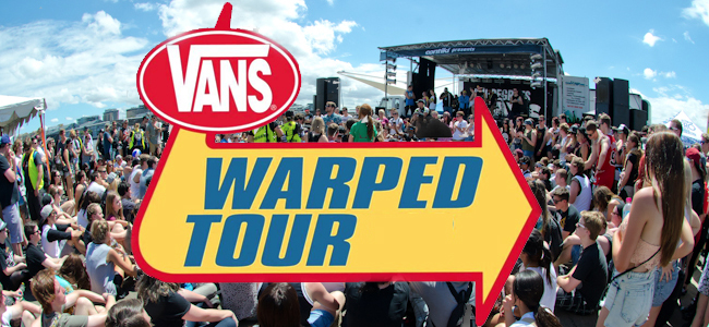 Warped Tour Age Limit?