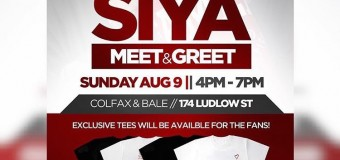 Siya Meet & Greet
