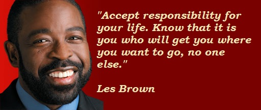 Les Brown on Leadership and Success