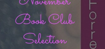 "November Book Selection: ""Secret"" by Nia Forrester"