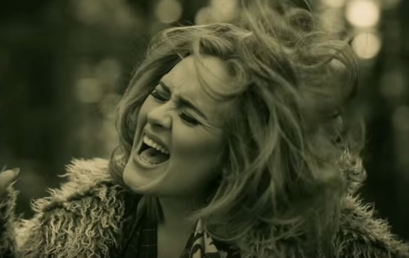 "Adele brings back the art of storytelling with her new video ""Hello"""