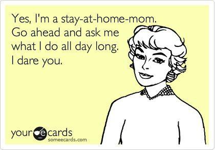 Do Moms Still Stay At Home?