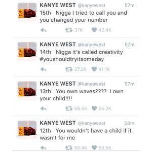 Kanye West should have never tweeted