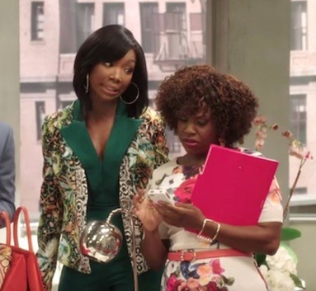 "Brandy stars in new sitcom ""Zoe Ever After"""