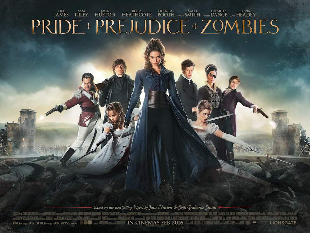 Pride and Prejudice and…Zombies?