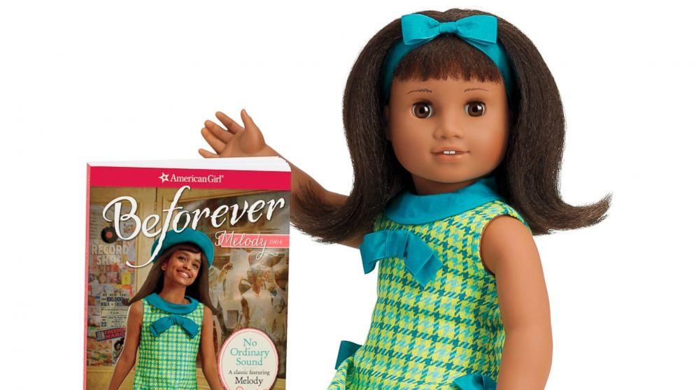 Meet American Girl's Newest Doll Melody