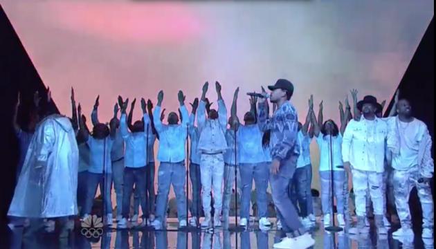 Kanye West SNL