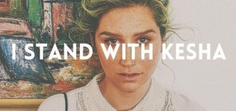 I Stand With Kesha
