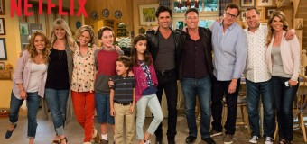 The Premiere of Fuller House