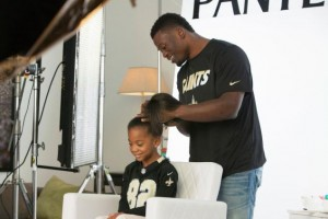 Pantene NFL superbowl commercial