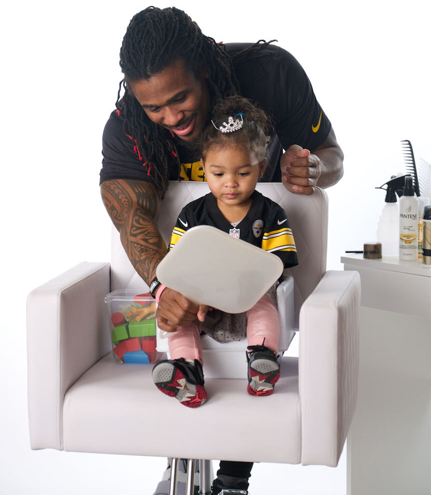 NFL Players Participate In #DadDo For Super Bowl Ad