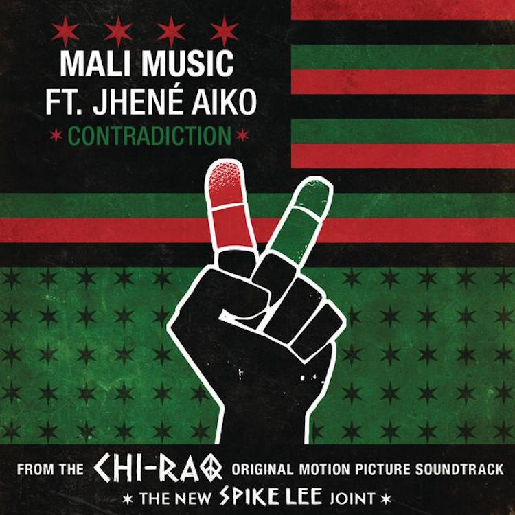 Mali Music – Contradiction ft. Jhené Aiko (Video)