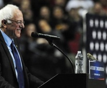 "Bernie ""Birdie"" Sanders Gains Ground"